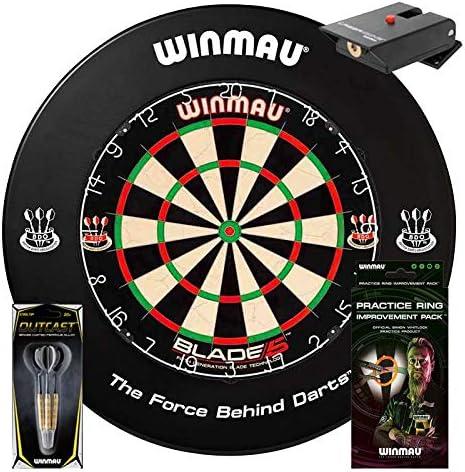 WINMAU Pack Pro Diana+Surround+Aros+Linea led+ Dardos: Amazon.es: Deportes y aire libre