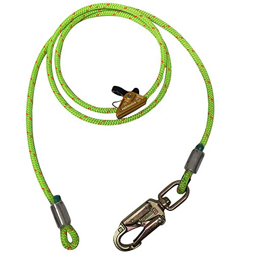ROPE Logic 10' 13mm cut-Resistant Flipline with Rockgrab by ROPE Logic