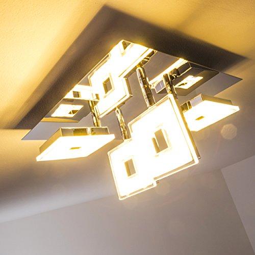 LED Deckenspot Viereck