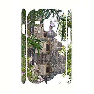 3D Animal Phone Case Cool Scenery Pattern Hard Accosseries for Samsung Galaxy S3 Mini I8200 Case