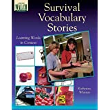 Survival Vocabulary Stories: Learning Words in Context