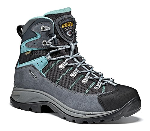 Women Gv Rise Shoes ML Grey Grey Revert Asolo Women Hiking Revert GV High Ml x4qWU8v