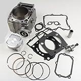 #7: Niche Industries 1522 Polaris Ranger 500 Cylinder Piston Gasket Top End Kit 1999-2009