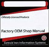 1956-1957 Lincoln CD Repair Shop Manual & Parts Book Mark II/Capri/Premiere