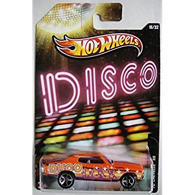 HOT WHEELS DISCO '70 CHEVELLE SS: Toys & Games