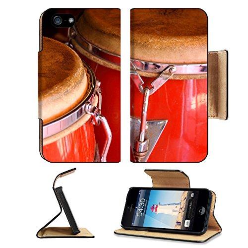 Liili Premium Apple iPhone 5 iphone 5S Flip - Conga Box