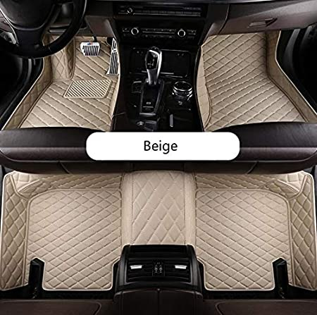 Fit for Infiniti Fx Series Jx Series G Series FX35 FX37 FX45 FX50 JX35 G25 G35 G37 2005-2013 All Weather Car-Styling Custom Luxury Waterproof Floor Mats
