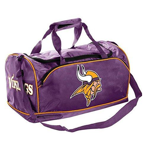 NFL Football MINNESOTA VIKINGS Duffle Bag Sporttasche XS