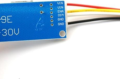 2 LED Strips for LCD Monitor 620mm Highlight 10-19-22-27 Dimable LED Backlight Lamps Update Kit Adjustable Light Board
