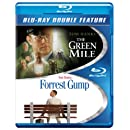 Tom Hanks Double Feature (The Green Mile / Forrest Gump) [Blu-ray]