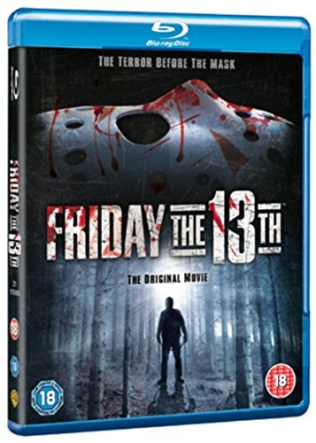 Friday the 13th: 8-Movie Collection (Boxed Set, Widescreen, Amaray Case, Dubbed, Spain - Import)