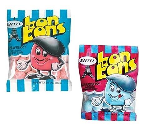 Eiffel Bon Bons 1.25oz 8 bolsas Variedad Snack Pack, French ...