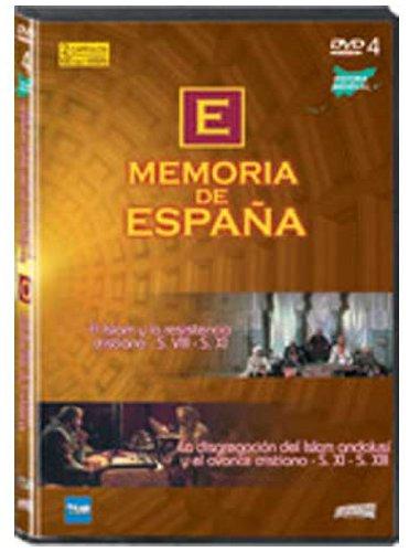 Memoria De España 4 Historia Medieval [DVD]: Amazon.es: Varios: Cine y Series TV