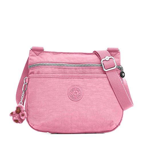 Kipling Women's Emmylou Crossbody Bag One Size Pink Macaroons by Kipling
