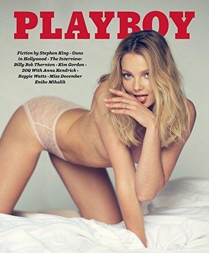 PLAYBOY ADULT MAGAZINE DECEMBER 2016