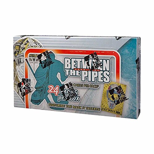 - 2006-07 In The Game Between the Pipes Hockey Hobby Box