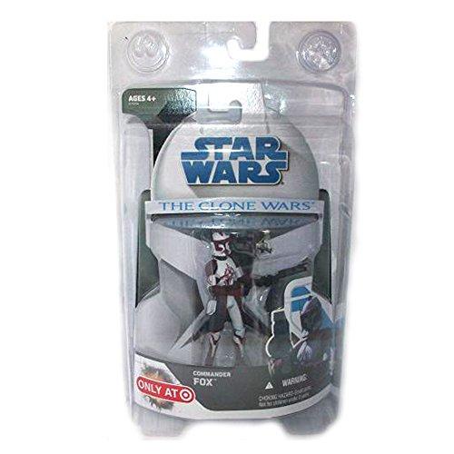 Star Wars: The Clone Wars Commander Fox