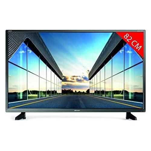 chollos oferta descuentos barato Sharp 32CB2E TV 32 Pulgadas 32 resolución 1368 x 720 3X HDMI 2X USB Color Negro