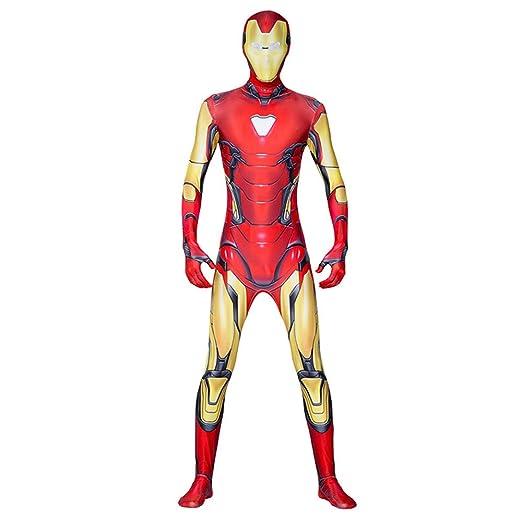 4 Vengadores: Iron Man Traje de Cosplay Siameses Cabritos de ...