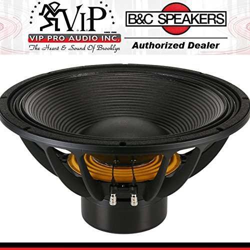 (B&C 18SW115-8 18-Inch Neodymium Subwoofer - Set of 1)