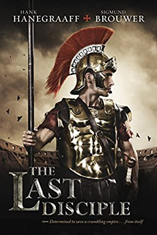 book cover of The Last Disciple