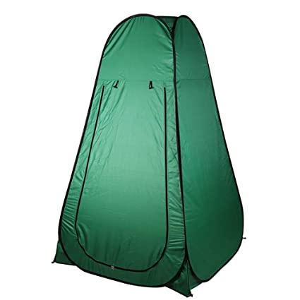 more photos 6d815 94391 Amazon.com: FYHCY Pop Up Shower Changing Tent, Outdoor ...