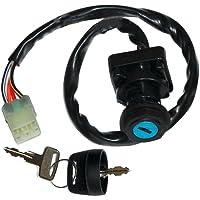 Uzinb Llave de Contacto Interruptor de ATV LTA450X