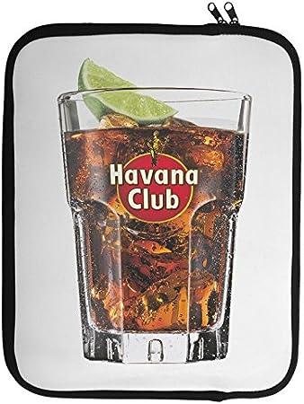 La Habana Club vaso de Ron Laptop Case 13