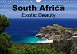 South Africa Exotic Beauty 2016: South Africa Exotic Landscapes (Calvendo Places)