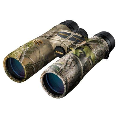 Atb Camo Binoculars - Nikon 7539 10x42 PROSTAFF 7 Binocular (Camo)
