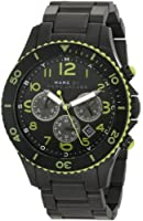 Marc-Jacobs Black Rock IP Watch MBM5026 from Marc-Jacobs