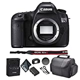 Canon EOS 5DS R Digital SLR Camera(Body Only) Bundle - International Version