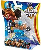 "WWE Slam City - Rey Mysterio Figurine 2""/5cm"