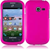 For Samsung Galaxy Centura S738C Hard Cover Case Hot Pink Accessory, Best Gadgets