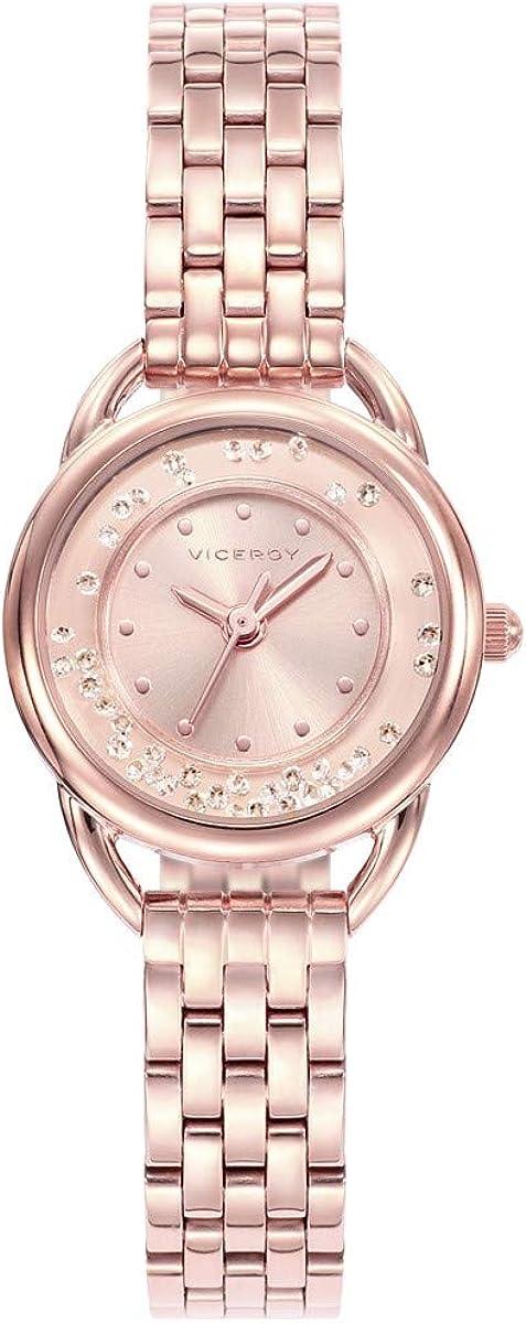 Reloj Viceroy Niña Pack 401012-99 + Pendientes de Regalo