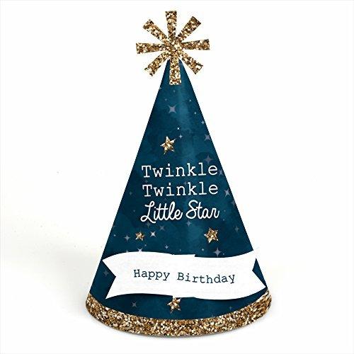 Twink (Birthday Girl Cone Hat)