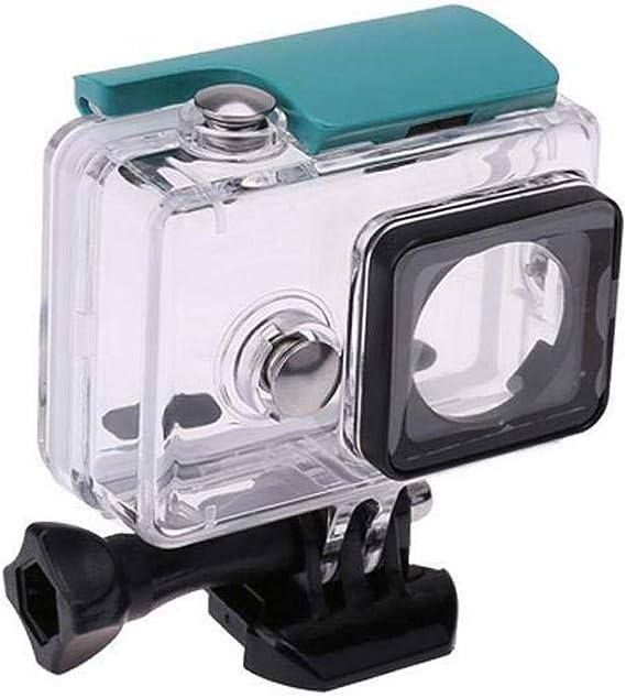 Riuty Funda Impermeable para Carcasa 1 YI Action Camera Funda Impermeable: Amazon.es: Hogar