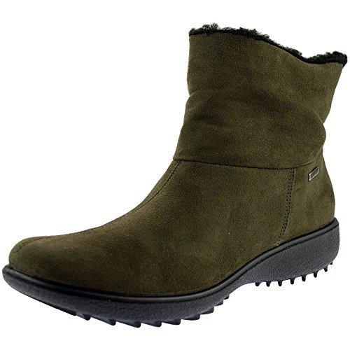 Romika Nadja 101 Ladies Waterproof Ankle Boots Carbon