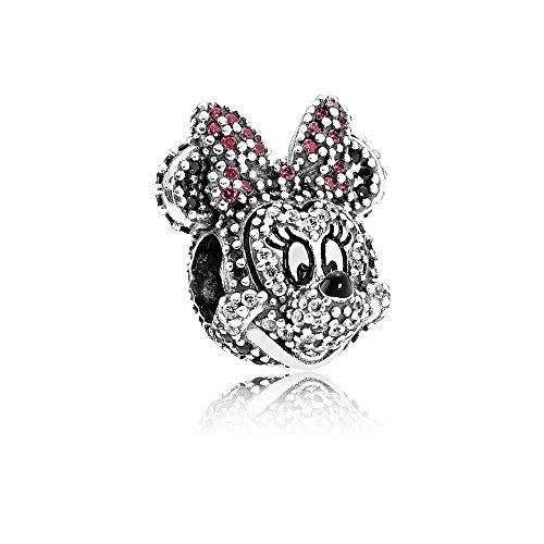 Sparkling Portrait Pandora Bracelet Necklace product image
