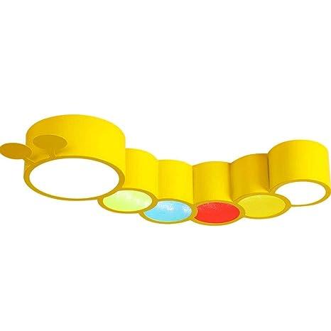 Lámpara de Techo para Habitación de Niños Caterpillar ...