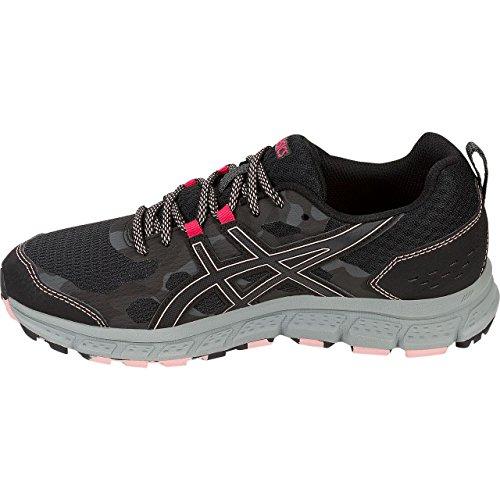 Pictures of ASICS Women's Gel-Scram 4 Running Shoe 1012A039 black 5