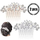Best Handmades - Milacolato Handmade Vintage Wedding Hair Comb Made Czech Review