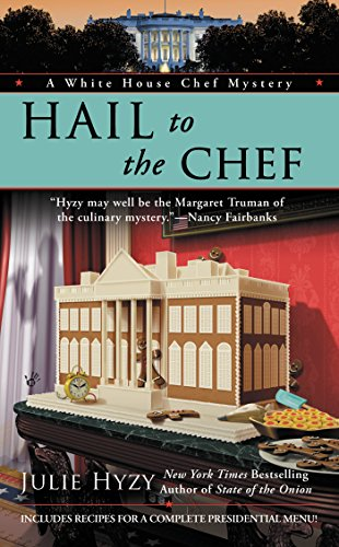 book cover of Hail to the Chef