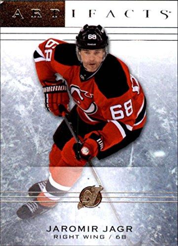 2014-15 UD Artifacts New Jersey Devils Team Set No SP 2 Cards Jagr Zajac