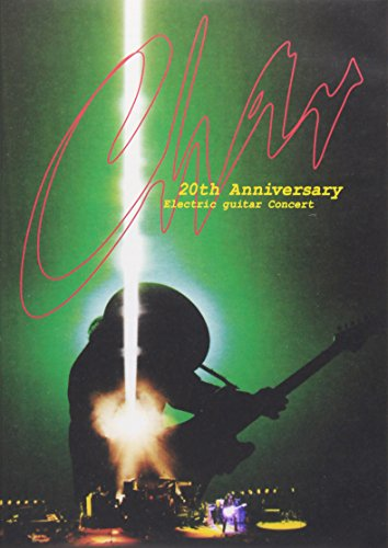 Char: 20th Anniversary - Electric Guitar Concert [Region 2]