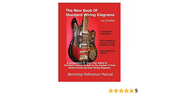 Amazon.com: The New Book of Standard Wiring Diagrams: Musical Instruments | Guitar Wiring Diagram Book |  | Amazon.com