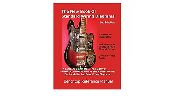 the new book of standard wiring diagrams: amazon ca: musical instruments,  stage & studio