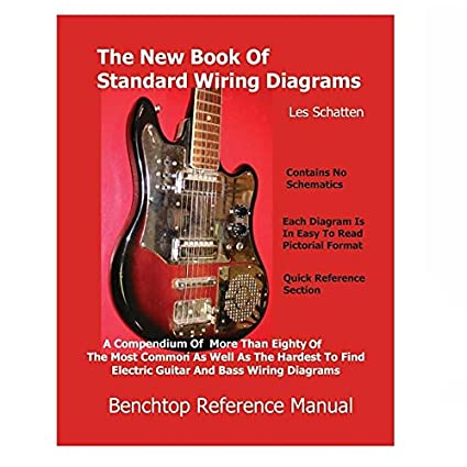amazon com the new book of standard wiring diagrams musical rh amazon com