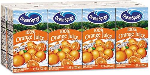 orange juice cartons - 4