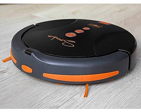 Top SHOP Newlux Robot aspiradora Samba 365 automático inteligente Filtro HEPA: Amazon.es: Hogar